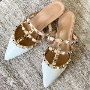 Shoes - ✨ LAUREN Studded Flats